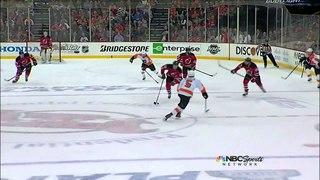 Ilya Kovalchuk Goal 5/3/12 Flyers @ Devils NHL Playoffs