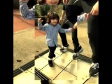 A madly happily childly dance for Aryan & Suhana by lil AbRam on this day of kids.