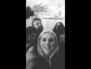 Lynn Gunn instagram story 27/10/2017 U.K London Bridge