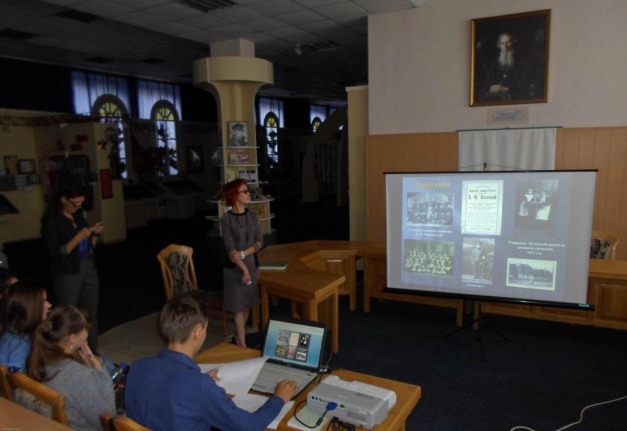 Далевский университет к 222-й годовщине Луганска подготовил лекцию по истории города