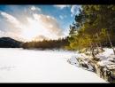 Лучшие туристические места в Горном Алтае в зимний период