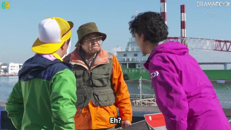 Tsuri baka nisshi 2015 07 ep