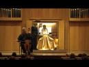 K Abel Sonata e-moll Alexander Bolshakov viola da gamba Elena Shevchenko organ