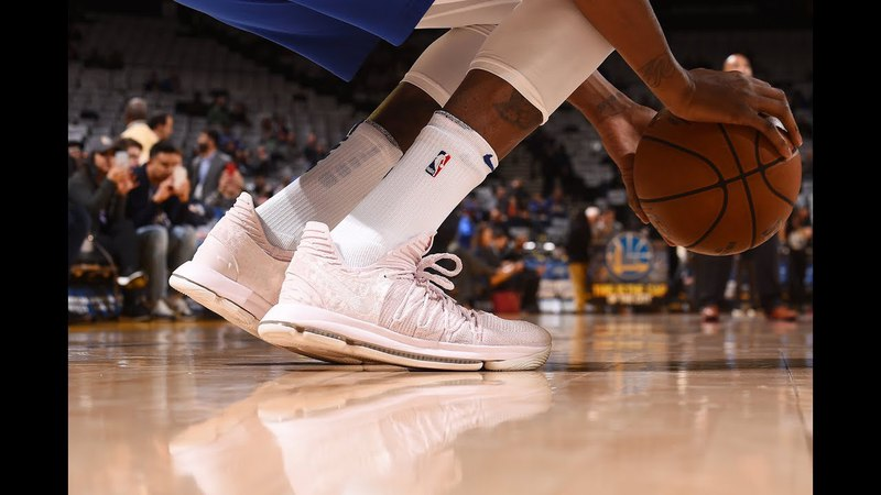Sneaker Stories: Kevin Durant on the KDX Aunt Pearl