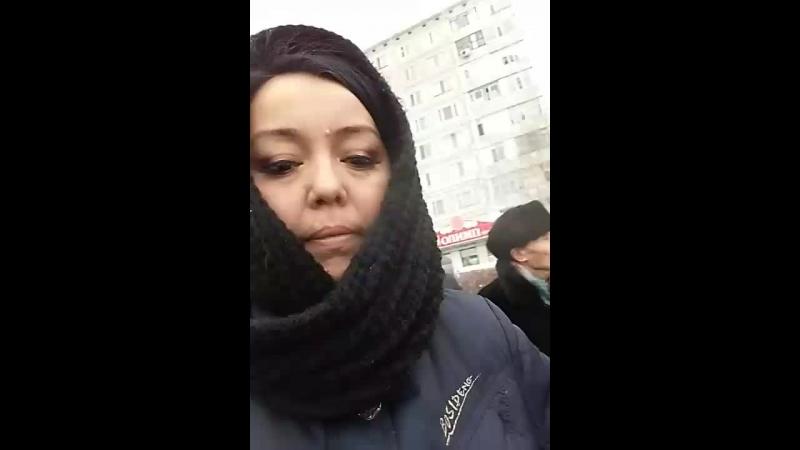 Гулмира Аскарова - Live
