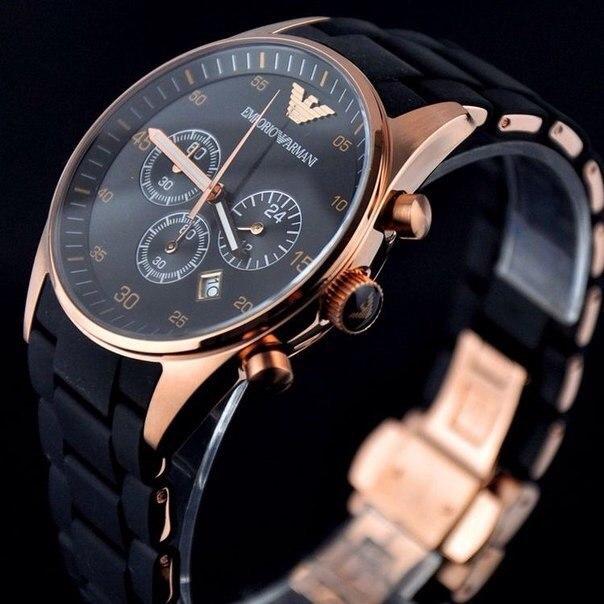 ???? Комплект часы + клатч