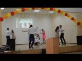 ансамбль Жар-птица 16школа 2017