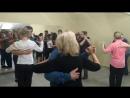 Открытый урок аргентинского танго 26.09.17, часть 1