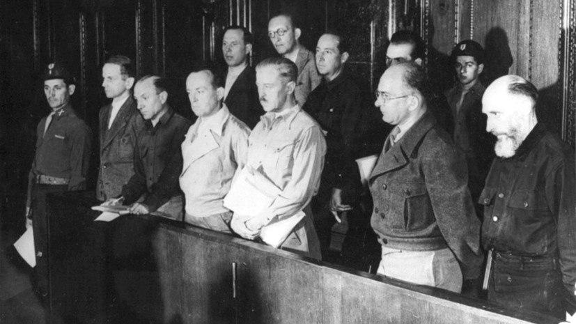 Как американцы сначала вынесли приговор нацистским палачам, а потом их отпустили