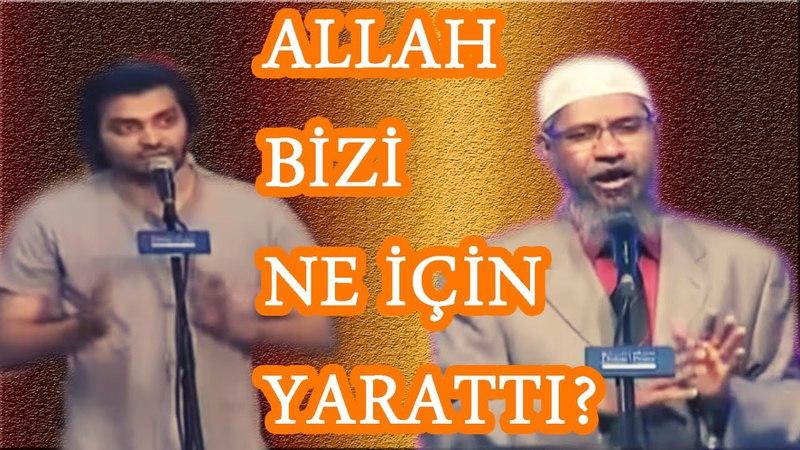 ALLAH Sadist mi Çoğunluğun cehenneme gideceğini bildiği halde neden yarattı Dr Zakir Naik
