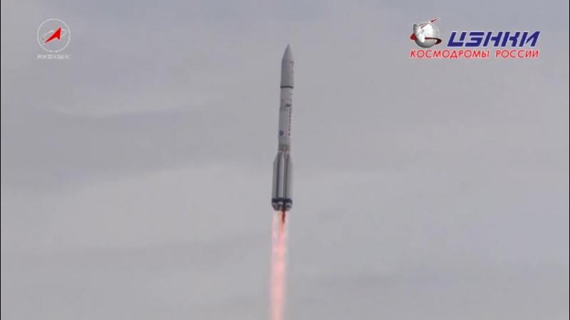 Пуск РН Протон М с КА EchoStar 21 ЭкоСтар 21