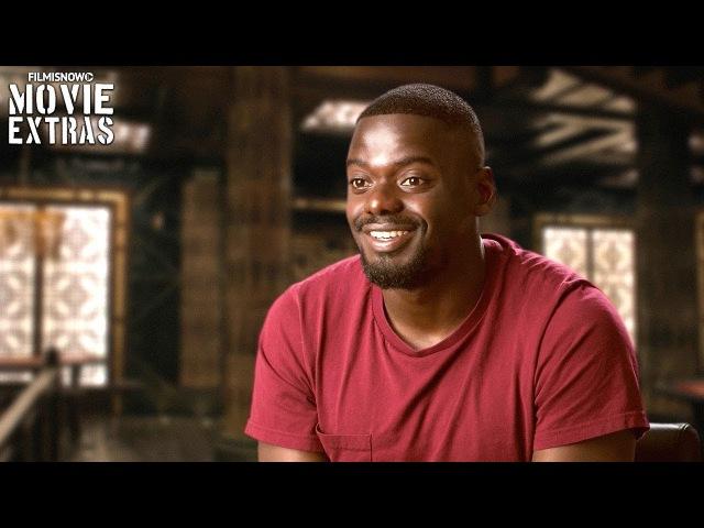 Black Panther | On-set visit with Daniel Kaluuya
