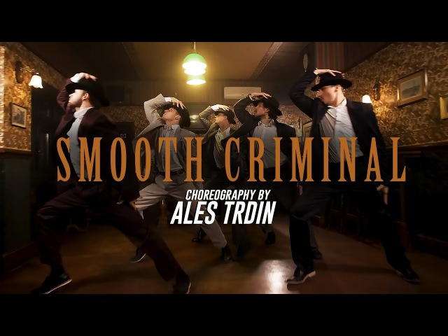 Smooth Criminal (dance video) - Michael Jackson | Choreography by Ales Trdin (Starmoves) | Danceproject.info