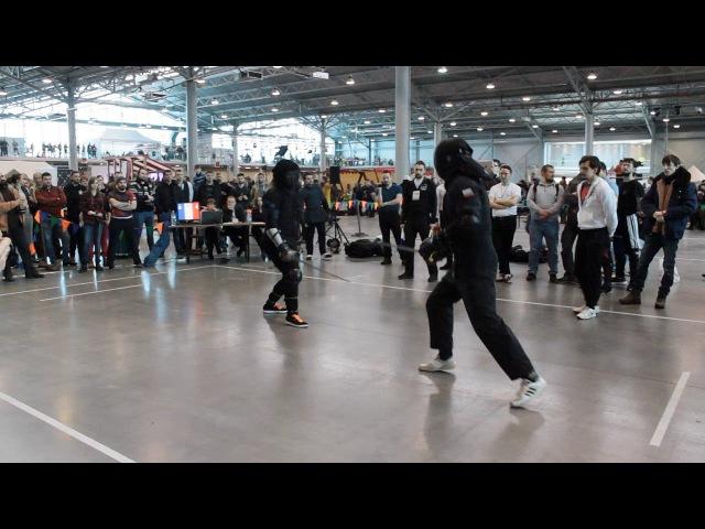 Четвертьфинал: Буробин vs Данилов