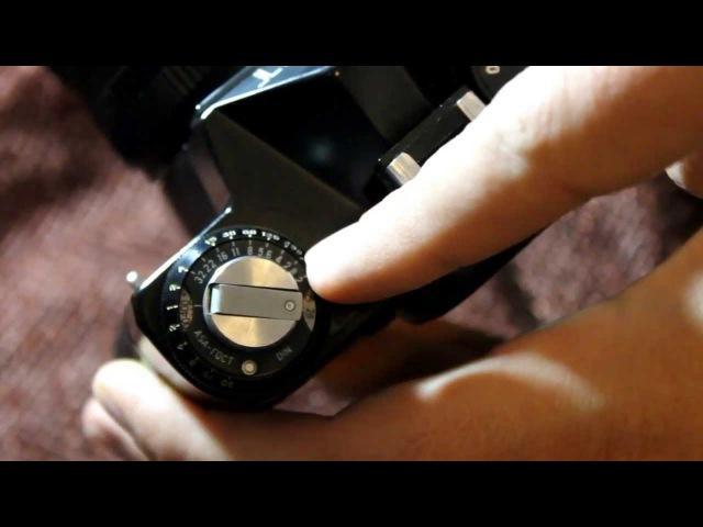 Зенит 11, процесс фотографирования. zenith camera taking photos