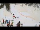 Желтый снег в Сочи метеорологи объяснили причину