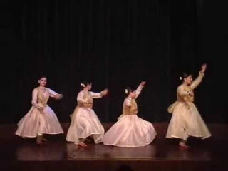 kathak ruchika singhal 'ghungroo' may'09