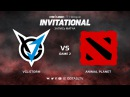 VGJ.Storm против Animal Planet, Вторая карта, SL i-League Invitational S4 NA Квалификация