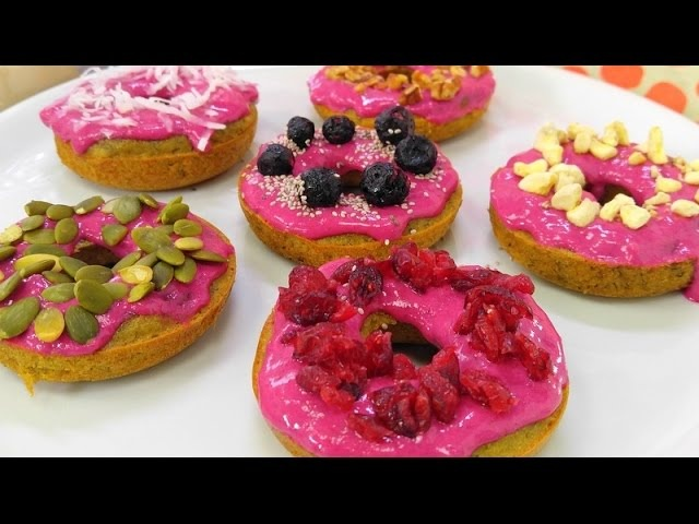 The Best Baked Donuts Recipe - Healthy Donuts