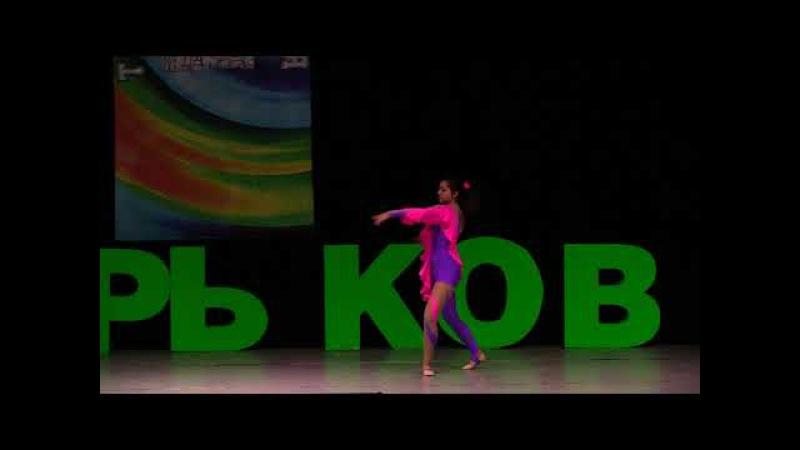 170 Студия спортивного танца «Maxidance» БАНДУРКА ЕЛИЗАВЕТА MOTOR DANCE FEST 19 11 17 170