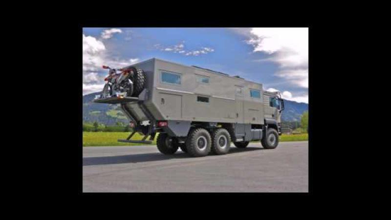 Дом на колесах за $765 000 на случай Апокалипсиса