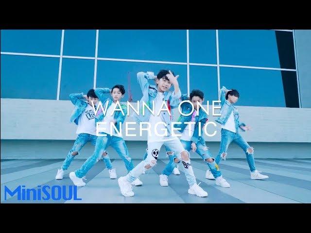 Wanna One 워너원 에너제틱 Energetic MV Dance Cover by 『MiniSOUL』 SOUL BEATS Dance Studio