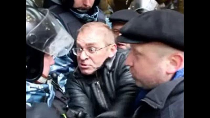 Итальянцы раскрыли как Пашинский стоял за расстрелами на майдане и лично коман ...