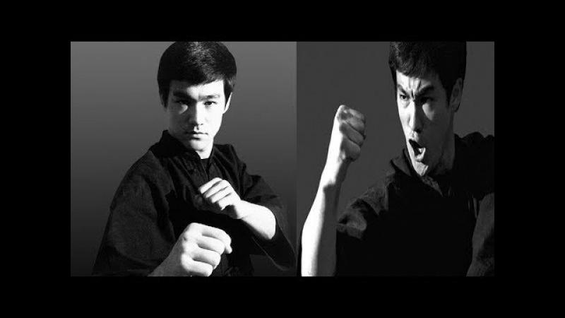 Брюс Ли - Джит-кун-до Путь опережающего кулака