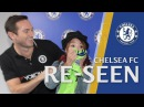 Lampard Photobomb Surprise Drogba's First Hat-Trick | Chelsea Re-seen
