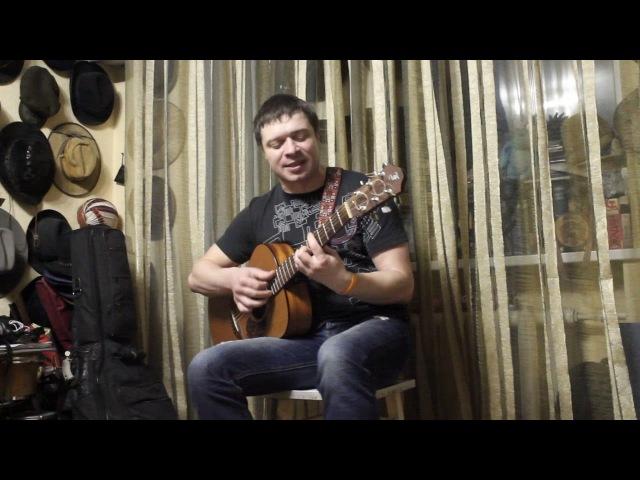 Алексей Бардин - Дед мороз (Квартирник в Полтаве 17,03,2018)