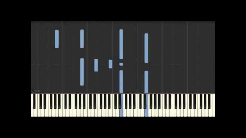 Gareev Artem - Song Without Words (a-moll) (Synthesia)