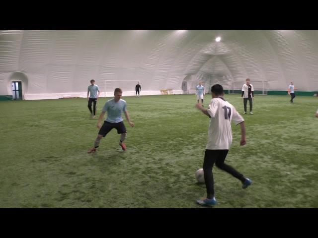 Серенгети Х 2002 5:0 ЗФС (Полный матч)