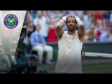 Dustin Brown v Rafael Nadal Wimbledon second round 2015 (Extended Highlights)