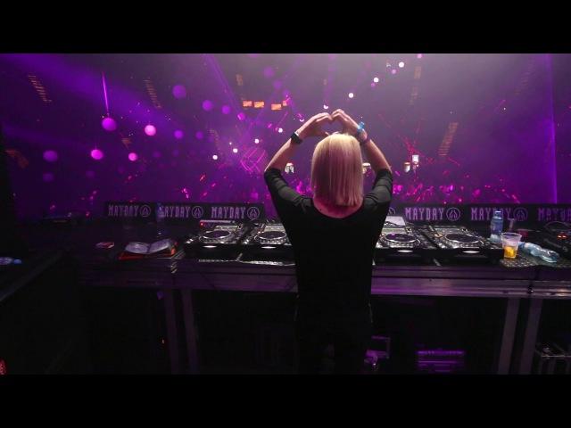Klaudia Gawlas closing set @ Mayday Poland 2017 (Katowice), 2017.11.10. - OneMusic