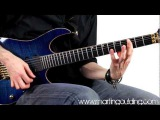 Jason Becker Style Sweeping Lick by Martin Goulding