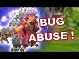 Crazy Dota 2 BUG ABUSE - FLYING Pangolier!
