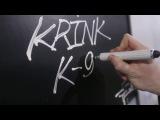 Уникальный маркер Krink K-90  Обзор от Graffitimarket.ru