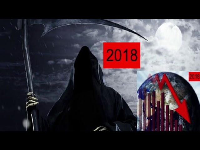 """Эгон Фон Грейерц, """"Это реальная причина, почему 2018 год станет самым страшным годом"""""""
