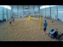 Beach volley Cup U20 Russia 2018 M18 Kruk-Lewicki and Kirienko-Shevchenko