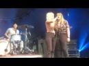 Paramore - Misery Business Norfolk, Va. Miz Biz with fans