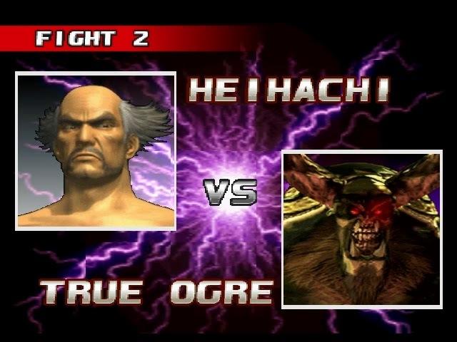Tekken 3 Online 3 марта 23;31 O_o Player 1 JIN True Ogre Perfect 0 2