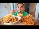 Japanese Curry Rice Chicken Katsu Recipe MUKBANG QT