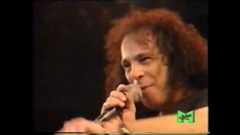 Black Sabbath with Ronnie James Dio Sept 12 1992 Monsters of Rock Italy