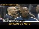 Michael Jordan Highlights Vs Jason Kidd & New Jersey Nets (01.16.2002)
