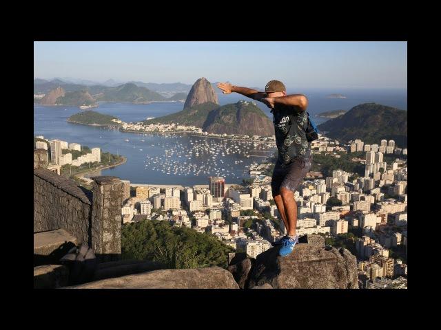 Латинская Америка. Прилетели в Бразилию. Шикарные виды на Рио.