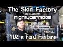 The Skid Factory 1UZ турбо в Ford Fairlane - Серия 9 BMIRussian