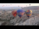 Полет над Каппадокией на воздушном шаре