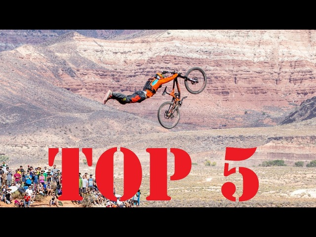 Downhill Freeride: Top 5 Jumps