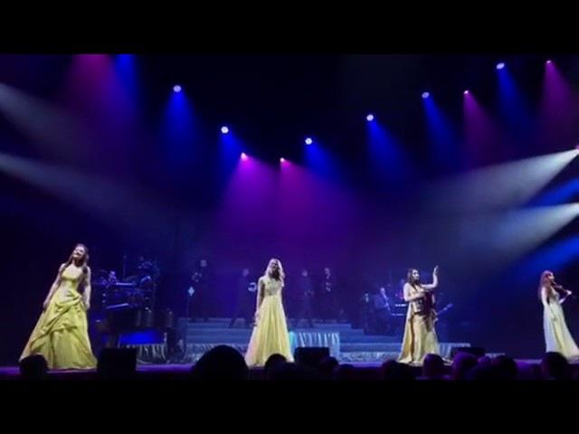 Celtic Woman live with Teir Abhaile Riú 03-19-2017