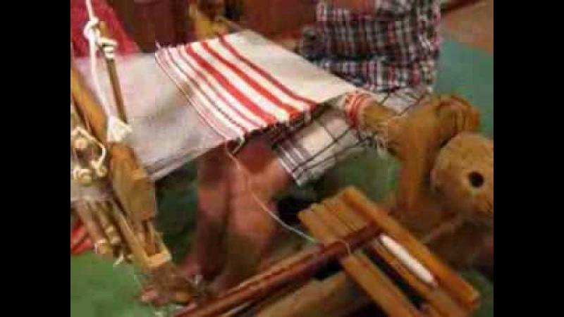 уроки ткачества полотенца Гомель Посетитель номер 2